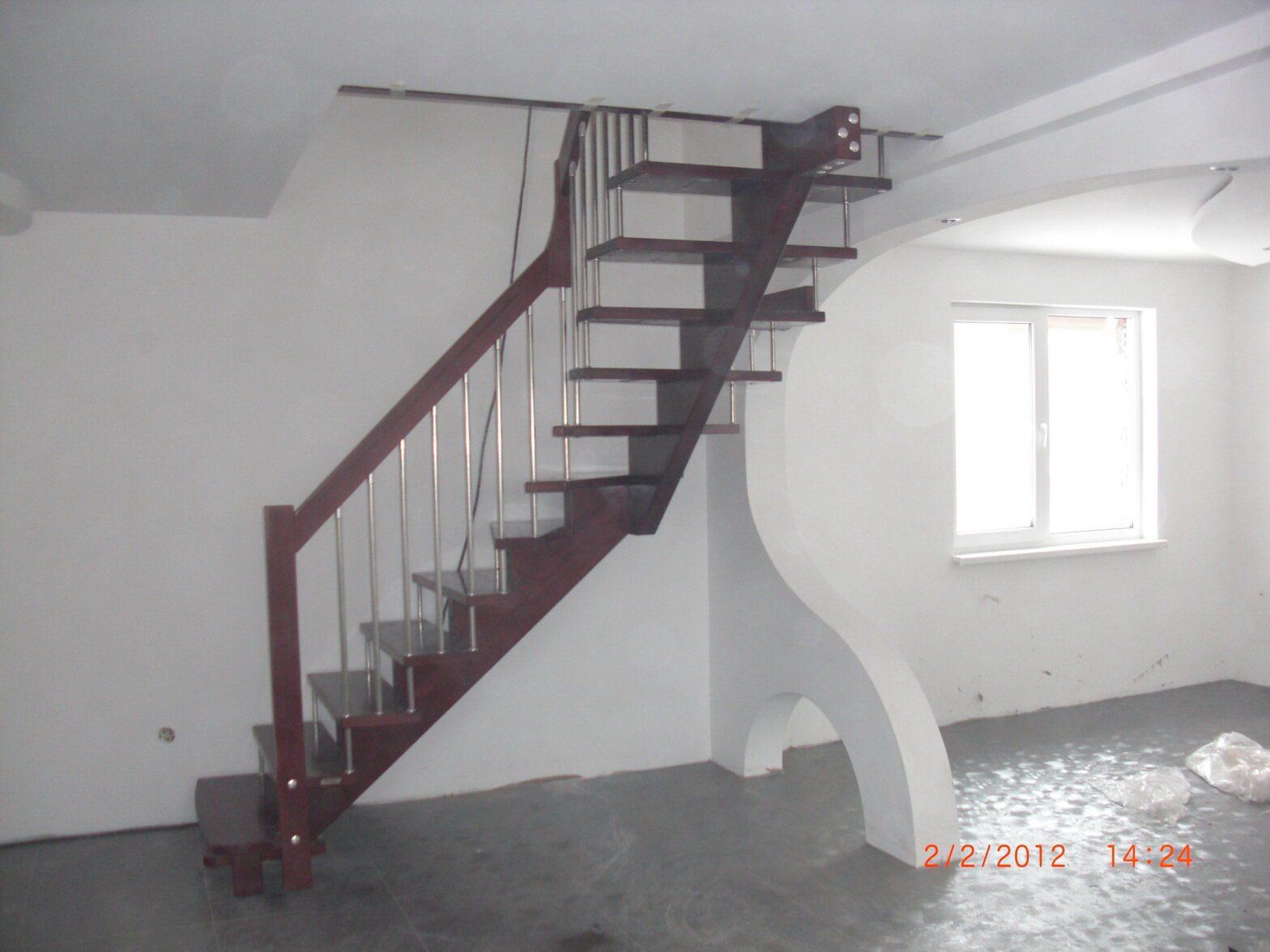 Интериорна стълба 12
