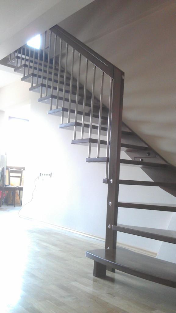 Интериорни стълби-ПРОЕКТ-70