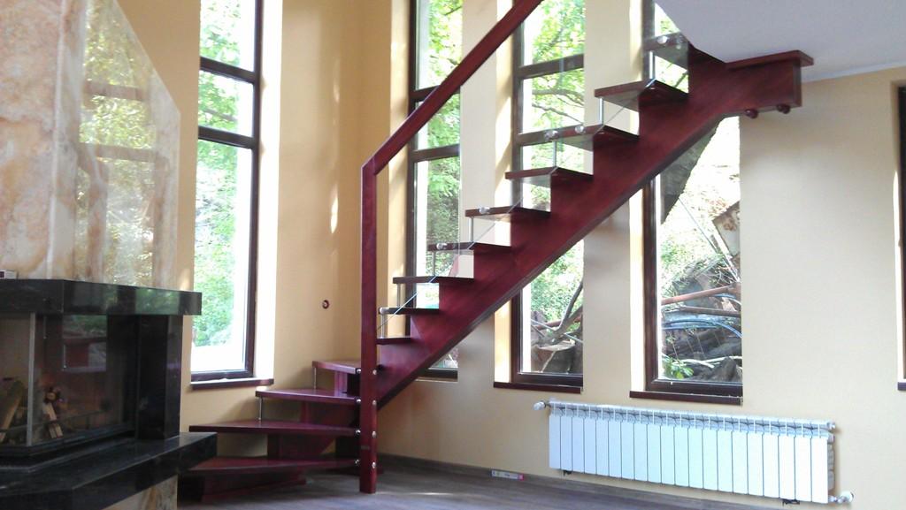 Интериорни стълби-ПРОЕКТ-74