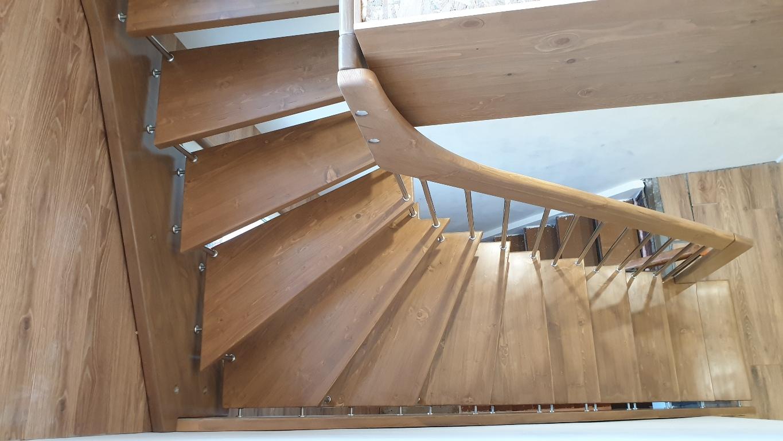 Интериорни стълби ПРОЕКТ-103-2